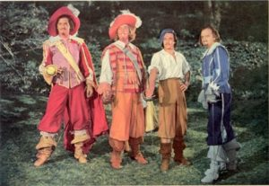 The Three Musketeers 1948