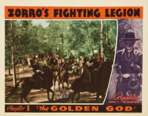 Zorros Fighting Legion Lawrence Ellsworth